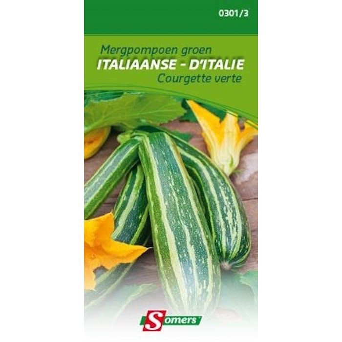 Courgette groen Italiaanse