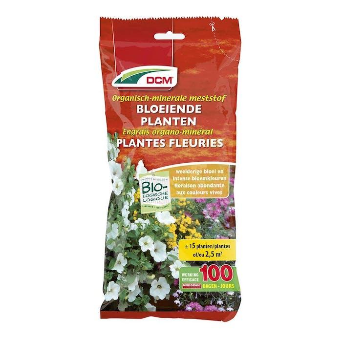 DCM Meststof Geraniums, Surfinia® & Bloeiende Planten 0,2 kg - BIO