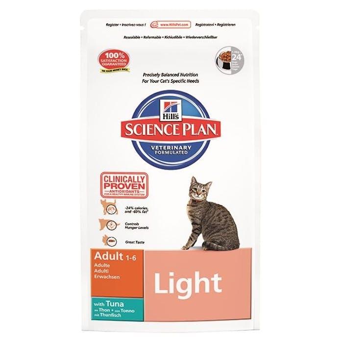 Hill's™ science plan™ feline adult light tuna