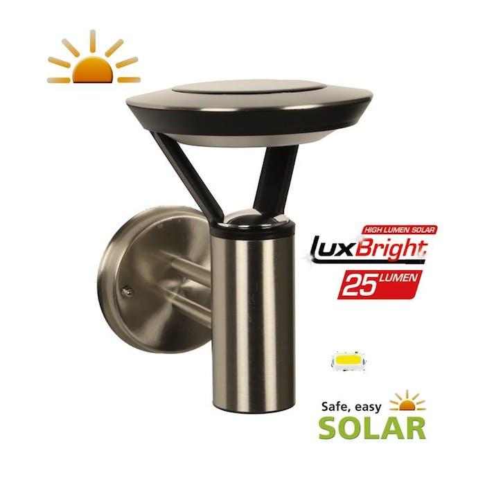 Solar wandlamp Perpignan 25 Lumen