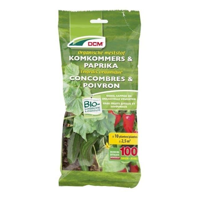 DCM Meststof Komkommers & Paprika 0,2 kg - BIO