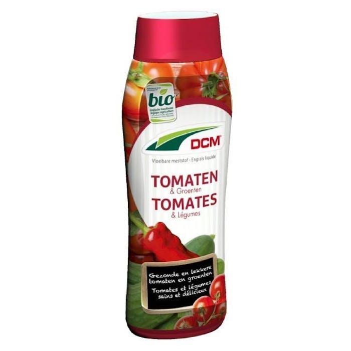 DCM Vloeibare Meststof Tomaten & Groenten 0,8 L - BIO