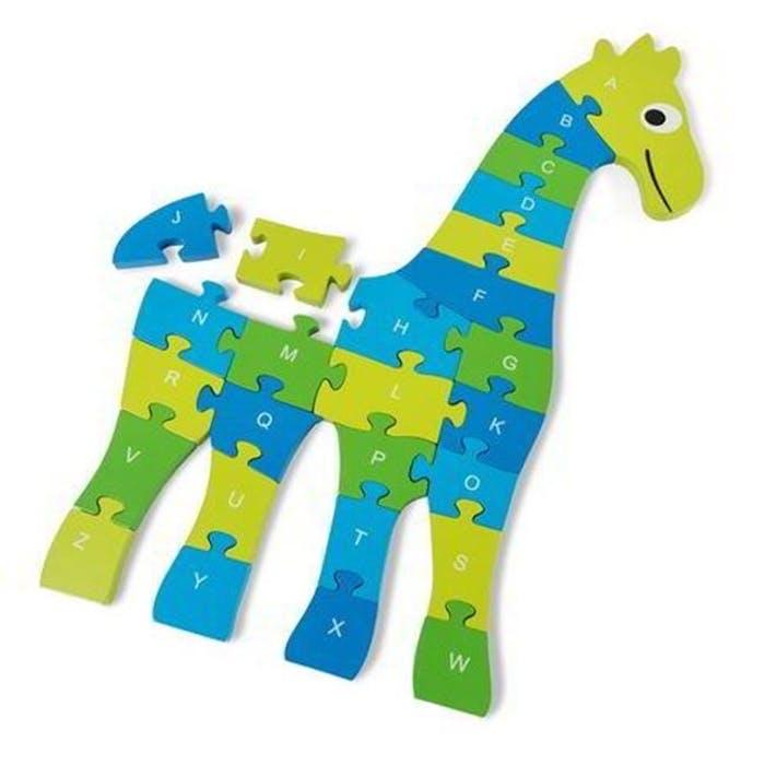 Giraf puzzel: leuk en leerzaam!